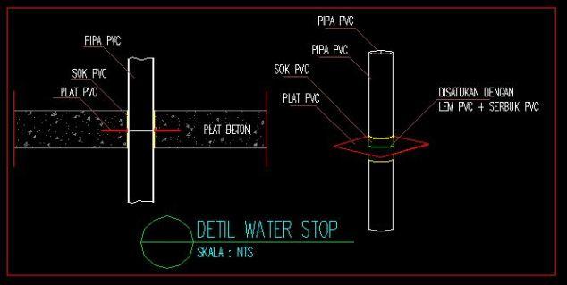 Detail Water Stop.JPG